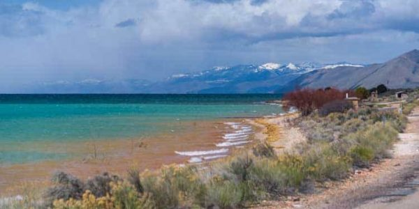 bear lake beach