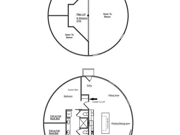 Black Bear Floor Plan