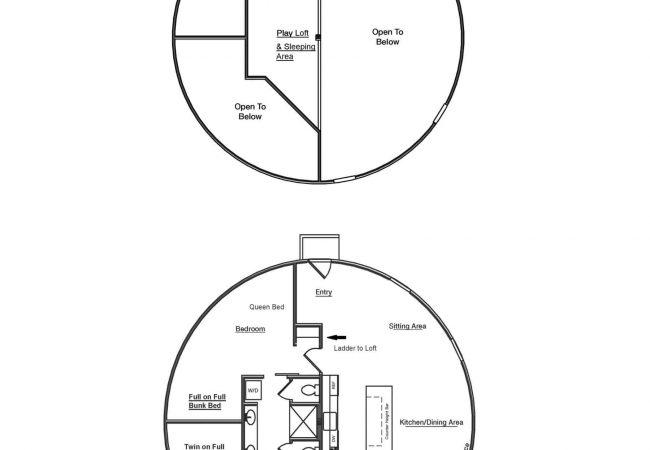 Pioneer Floor Plan